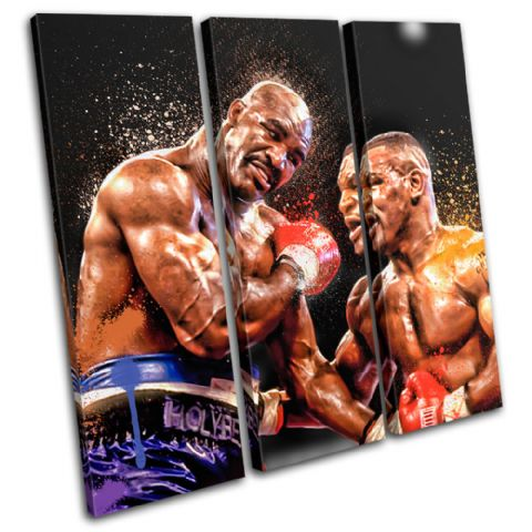 Mike Tyson Holyfield Sports - 13-1905(00B)-TR11-LO